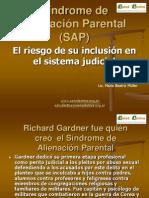 Sindrome de Alienacion Parental SAP Peru