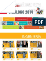 Catalogo Ingenieria 2014