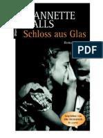 Jeannette Walls - Schloss Aus Glas