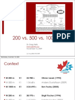 Wells Presentation to Canoe Kayak Canada