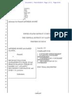 d.n. 01 Gionet Complaint