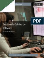 Gestion de Calidad de Software