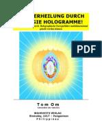 Wunderheilung Durch Energie Hologramme - Buch(2)