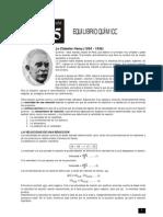 25 Equilibrio quimico