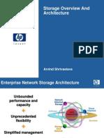 Storage Overview & Architecture