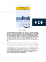 The Outbreak - Korean war