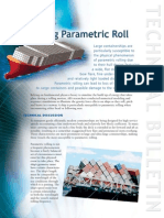 ABS Parametric Roll