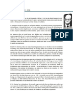 Deming y Shiward