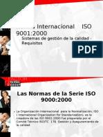 Sistema de Gestion de La Calidad NI ISO-9001.2000