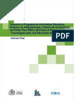 Informe Final Asesoria Tecnologica a Enlaces 200