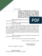 Projeto de Lei 027 - 05 Lei 473