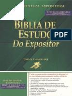 Biblia Do Expositor- Carta de Tiago