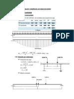 Analisis y Diseño de Las Vigas de Acero