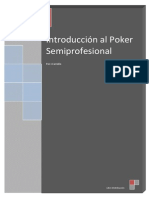 Introduccion Al Poker Semiprofesional