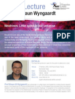 IThemba LABS Public Lecture June 2014