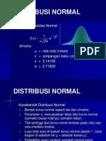 Statistik (Normal)