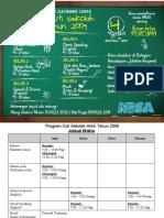 Program Cuti Sekolah Akhir Tahun 2009 Anjuran MBSA