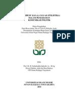 Syihabuddin Qalyubi - Kontribusi 'Ilm Al-Uslub (Stiliska) Dalam Pemahaman Komunikasi Politik