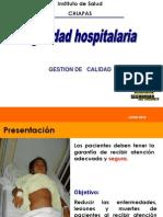 Seguridad Del Paciente 2013