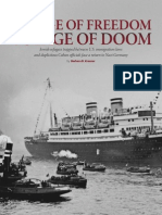 Voyage of Freedom, Voyage of Doom  transatlantic liner St. Louis  1939