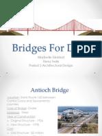 bridges fa days