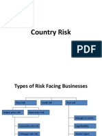 11. Country Risk