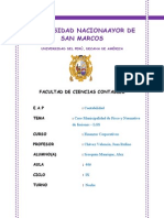 Tarea de CMAC Pisco y Norma Fusiones