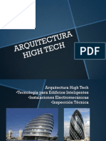 Arquitectura High Tech