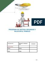 Programa Salud Ocupacional Chuquicamata