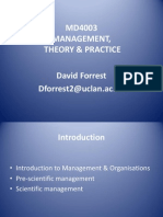 MD4003 Lecture