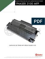 Xerox Phaser 3100 MFP Reman Span