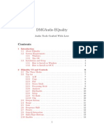 DMGAudio EQuality Manual