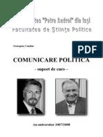 Comunicare Politica