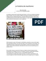 Breve História Do Machismo - Olavo de Carvalho