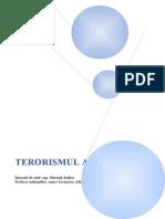 Terorismul Azi Mereuta Andrei