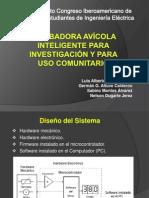 Presentacion CIBELEC 2012
