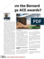 Bernard Onyango AWARDS - Outline by Onapito Ekomoloit