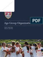 Part 3 - Age Group Organization U.S. Soccer Coaching Curriculum