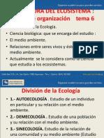 Clases de Ecologia Tema 6
