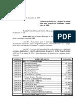 Projeto de Lei 058 - 05 Lei 507