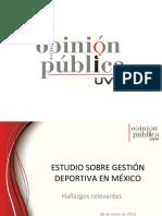 Presentacion Gestion Deportiva 26 06 UVM