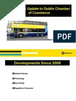 Dublin Bus Presentation for Transport 21 Briefing