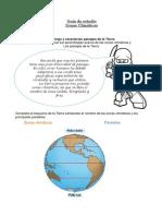 Guía de Estudio Zonas Climáticas
