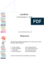 Landline PPT