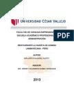 Plan de Negocio Restaurante La Huerta-PDF