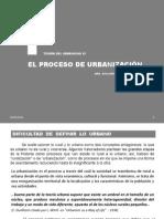01_el Proceso de Urbanización 2014