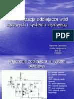 Automatyzacja Odolejacza Wód Zęzowych i Systemu Zęzowego