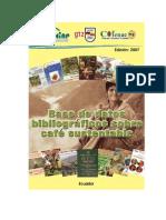 Base de Datos Bibliograficos Sobre Cafe Sustentable