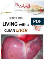 2  living with a clean liver 1 - five habits to break