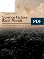 Sci-Fi Books Leaflet